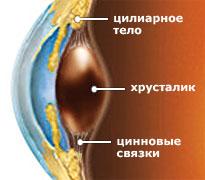 Потеря зрения обоих глаз