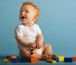 зрительная система ребенка